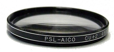 48mm +2 CLOSE-UP LENS Filter Thread Video / Camera