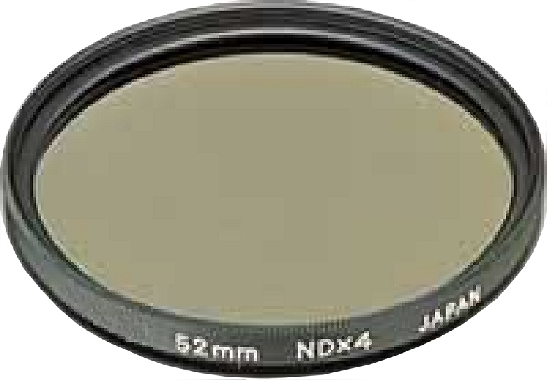 27mm ND4 (Neutral Density) Lens Filter General Use AICO