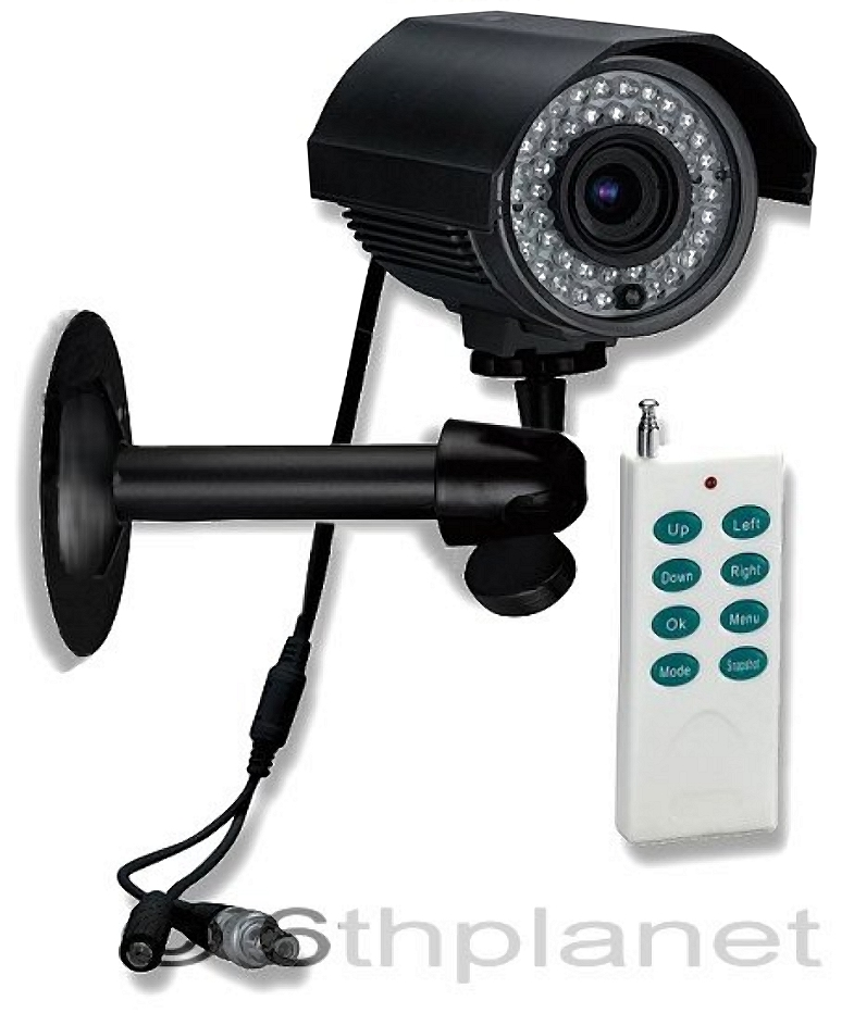 Built-in DVR CCTV IR Camera by Sentient