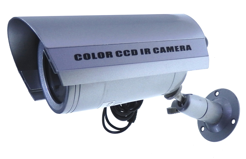 Weatherproof CCD Colour VariFocal Camera by Sentient N23GB