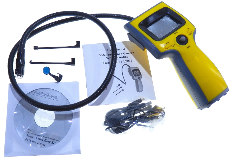 Recording Endoscopes Inspection Tool A68KF