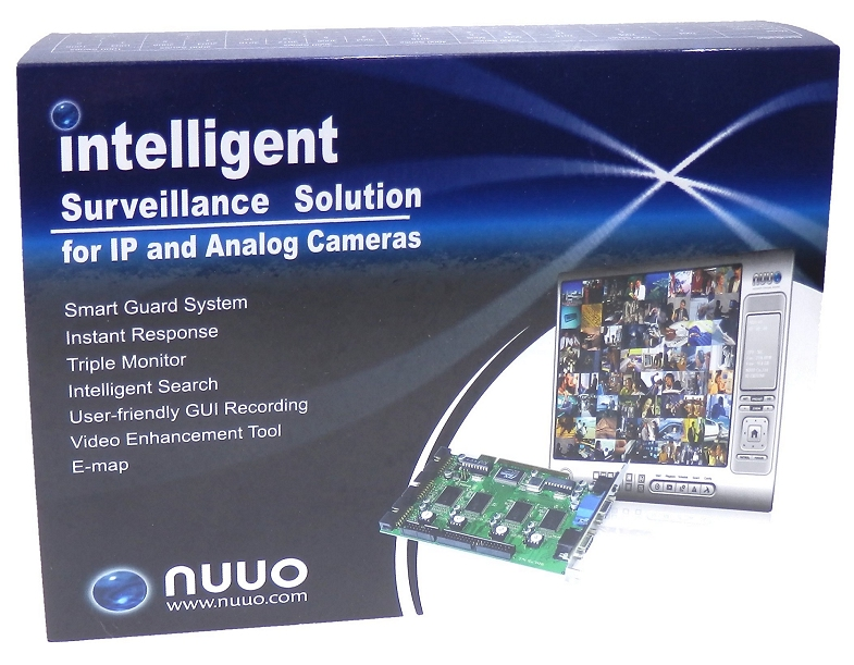 Nuuo SCB-C31 POS transaction recording unit for Nuuo POS system.