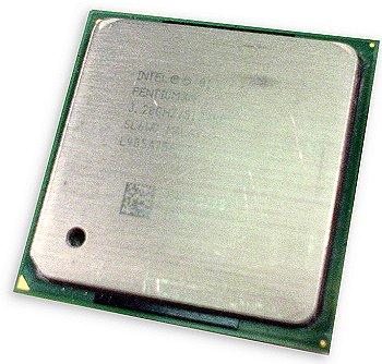 Intel Pentium 4 processor, 3.20GHz, 800Mhz FSB, 512Kb Cache Step SL6WC