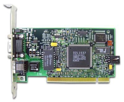 Dell / IBM Wake on LAN II Token Ring Adapter PCI Internal