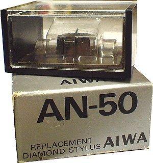 Aiwa Original AN50 Replacement Diamond Stylus
