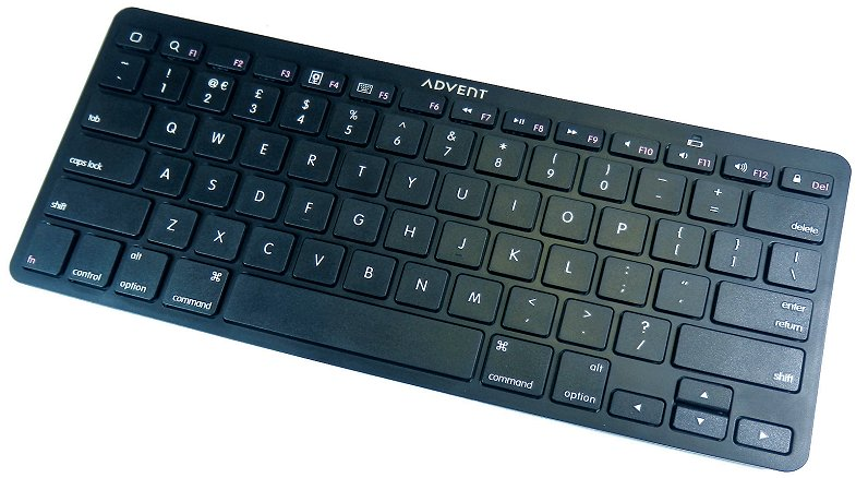 Advent K512 UK Bluetooth Mini Keyboard, suitable for all Smart devices
