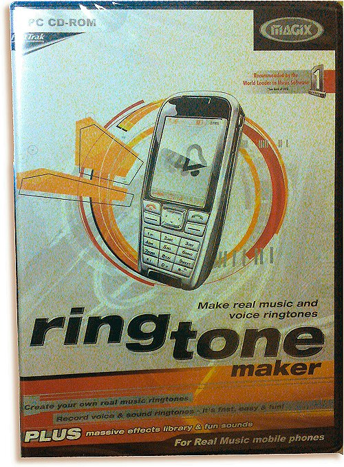 MAGIX Ringtone maker software. Make your own FREE