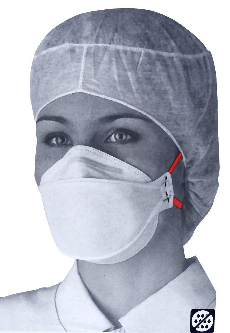 3M 1863 Fluid resistant Respirator mask